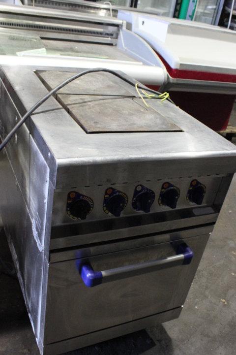Плита электрическая Abat 2-х конфорочная эп-2жш бу