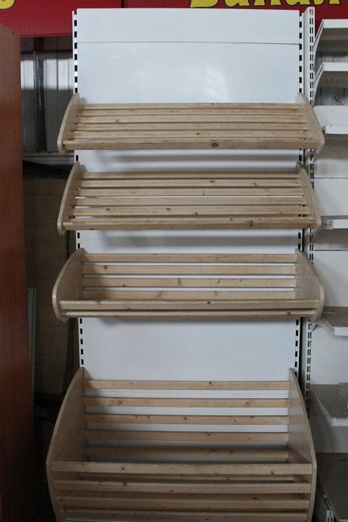 Хлебный стеллаж БУ
