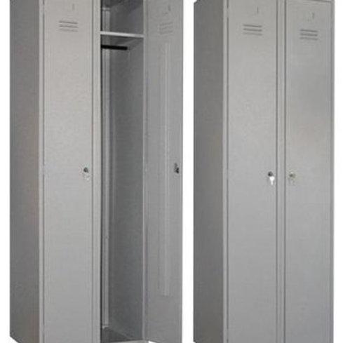 Шкаф для одежды металлический БУ