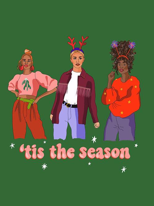 Christmas Card- 'Tis the Season
