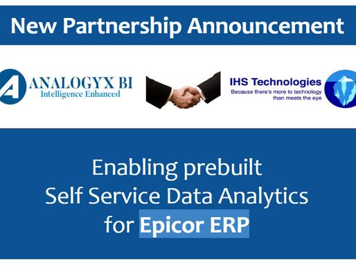 Prebuilt Analytics for Epicor