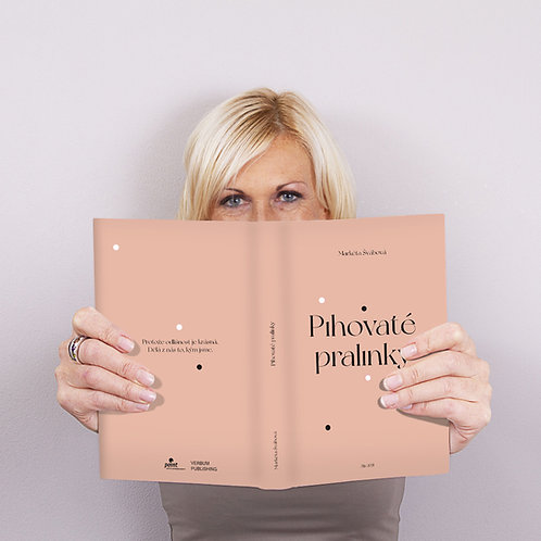Pihovaté pralinky – tištěná kniha