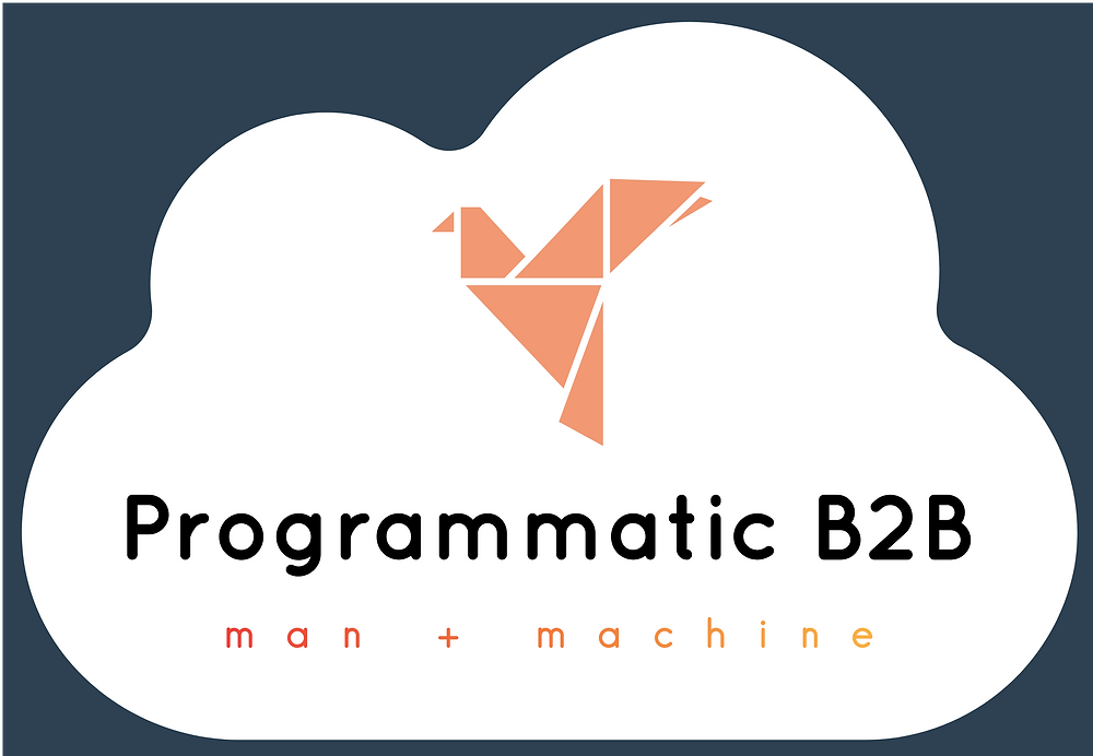 Programmatic B2B Blog Logo