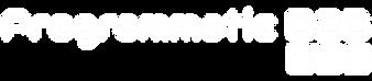 White Programmatic B2B Logo.png