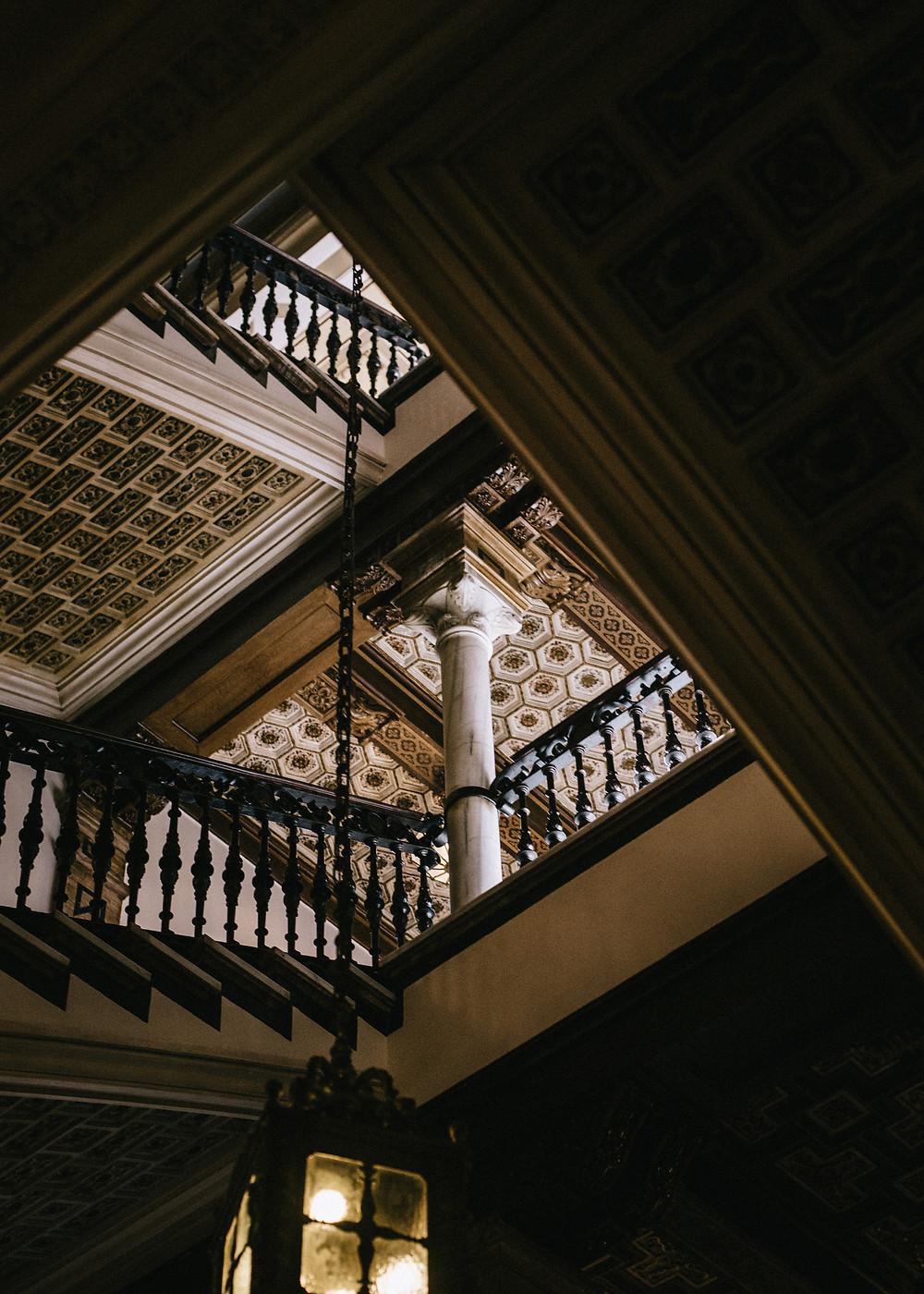 Interiores Alfonso XIII