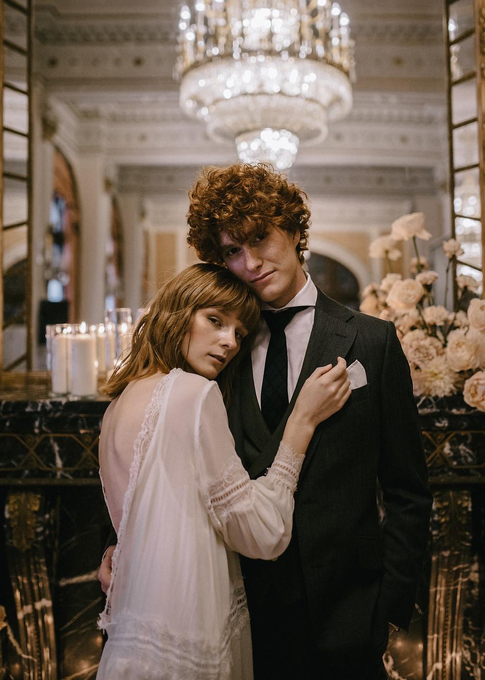 Una boda de dos en Hotel Alfonso XIII