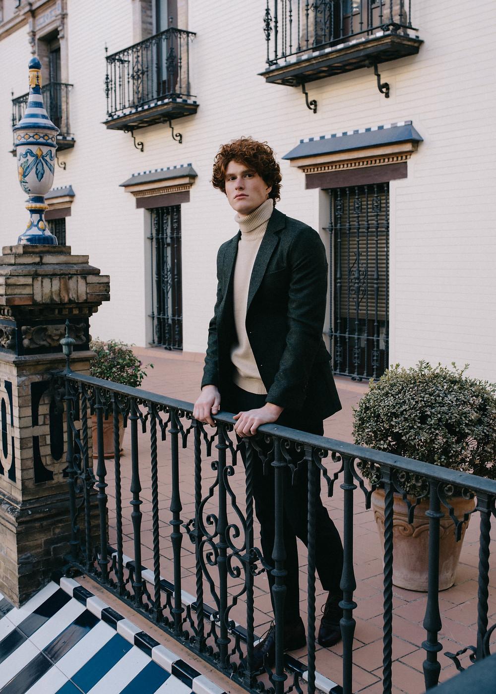 MUAH para él - Hotel Alfonso XIII
