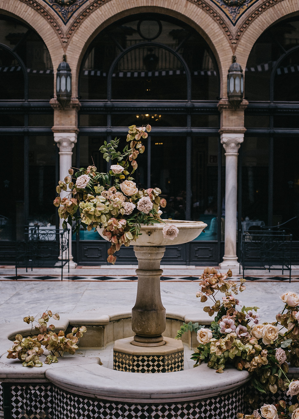 Boda en Hotel Alfonso XIII - Weddings With Love para Marriott
