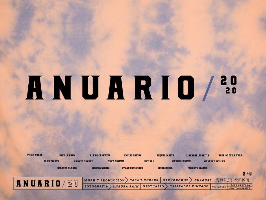Anuario 2020