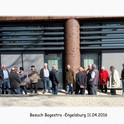 Bogestra Besuch in Bochum-Engelsburg
