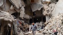 Biståndsprojekt i Khabour