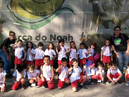 PASSEIO ARCA DE NOAH (23/08/18)