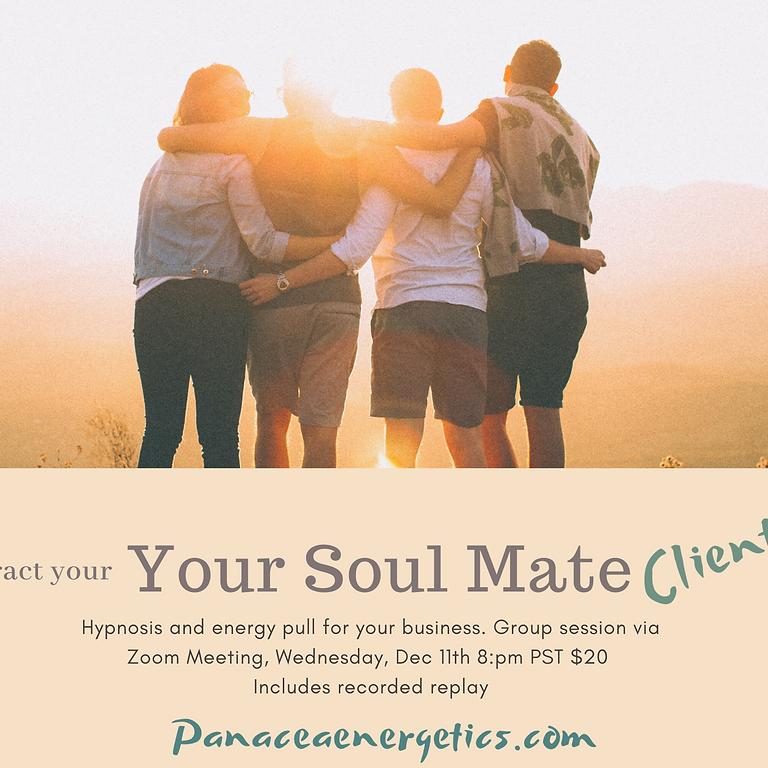 Attract Your Soul Mate Clients