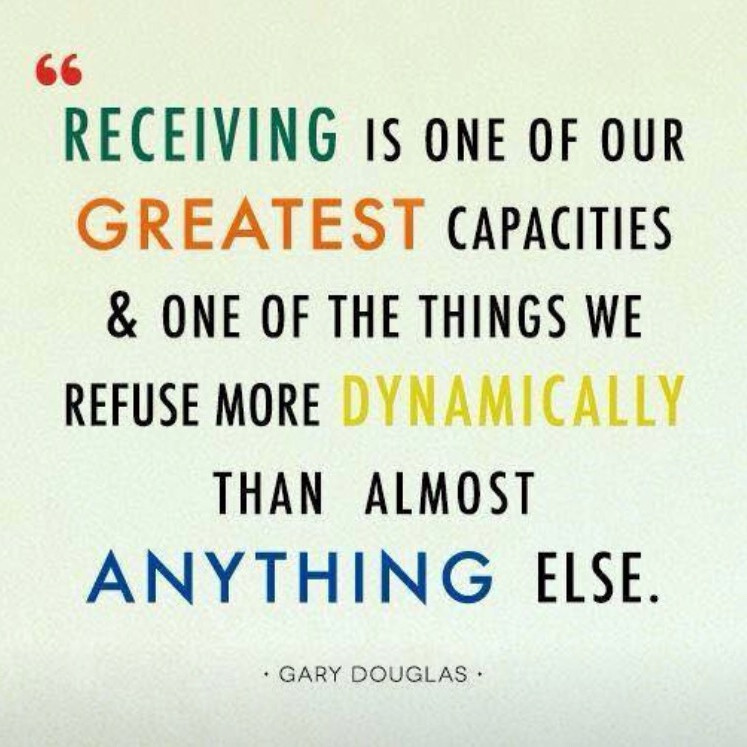 How Much Are You Willing To Receive?