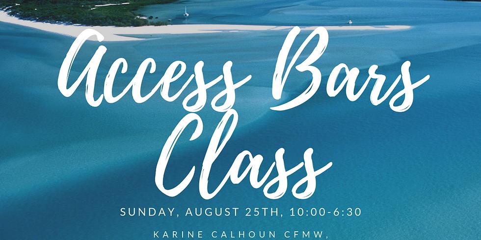Access Bars Class Eugene