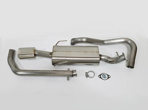 1996-2003 Saab 900/9-3 Viggen and SE Catback exhaust system