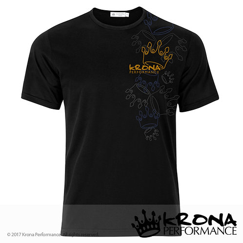 Scattered Krona Crowns T Shirt