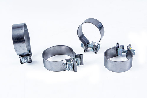 Stainless Steel Exhaust Band Clamp