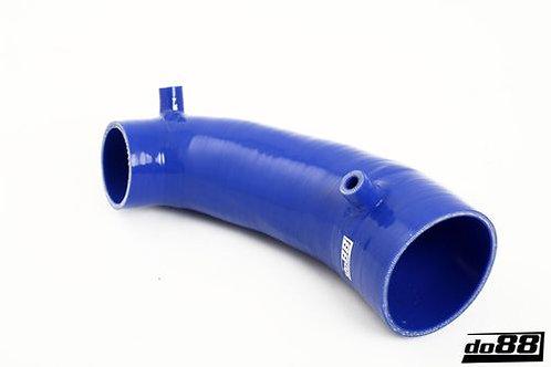 SAAB 9-3 2.8t V6 2006- Inlet hose Blue