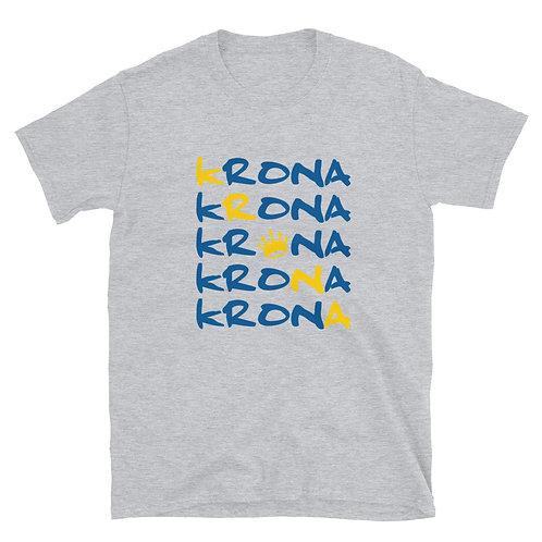 Krona X5 Sport Grey T-Shirt