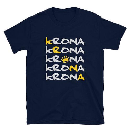 Krona X5 Navy Blue T-Shirt
