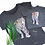Thumbnail: T-shirt Kids Luipaard