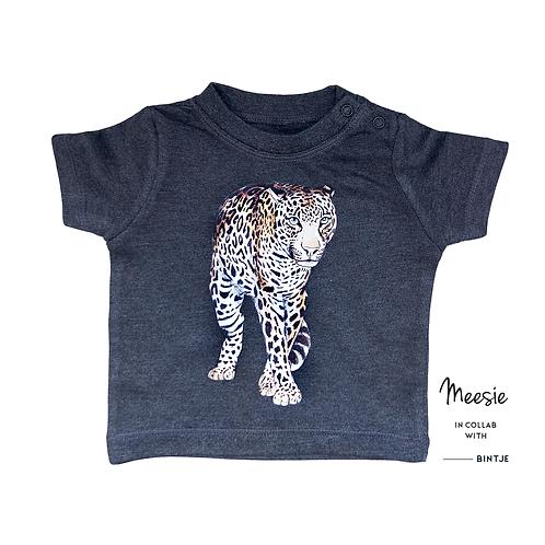 T-shirt Kids Luipaard