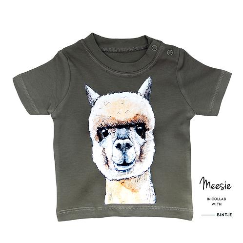 T-shirt Kids Alpaca
