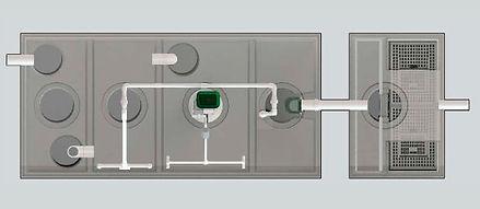 Système de traitement Hydro-Kinetic feu