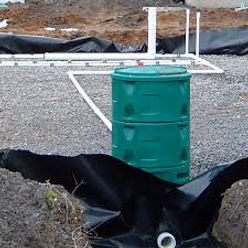 système de traitement filtre de désinfection Ecoflo FDi