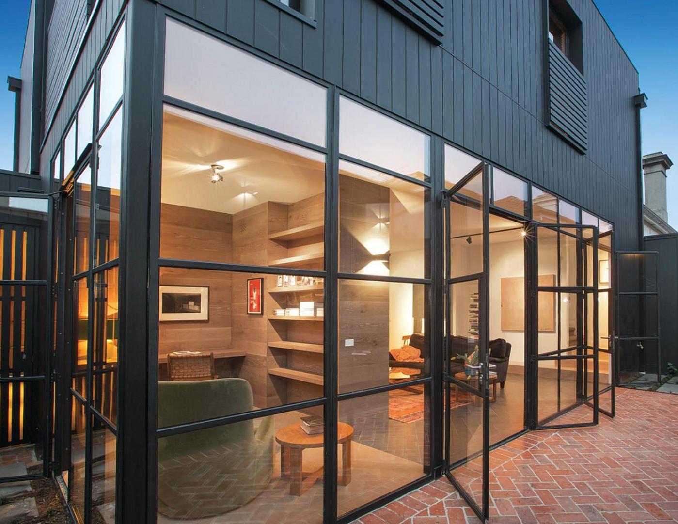 Commercial Steel Doors With Windows : Steel windows and doors