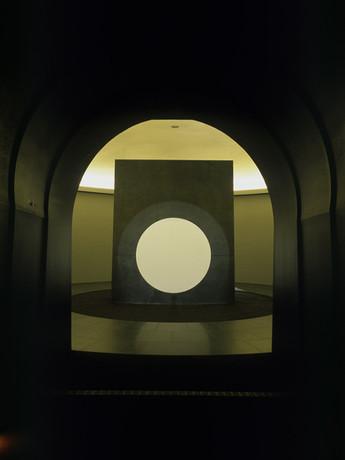 James Turrell 'Roden Crater: Sun Moon Chamber'