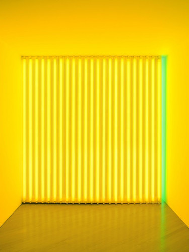 Dan Flavin 'untitled (to Jan and Ron Greenberg)' (1972-3)