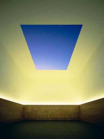 James Turrell 'Blue Planet Sky' (2004)
