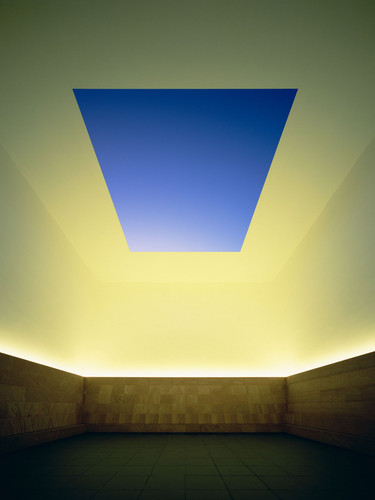 James Turrell 'Blue Planet Sky' (2004)
