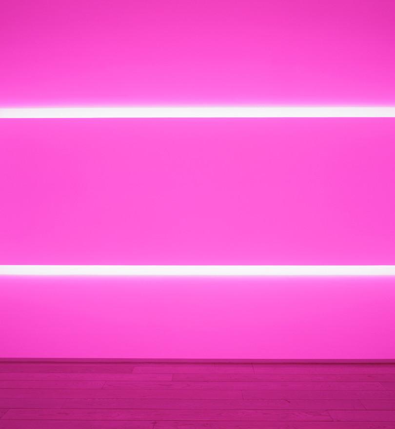 James Turrell 'Raemar Pink White' (1969)