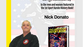 Sports Karate Museum History Book