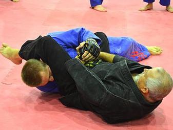 Nick Donato Ju Jitsu Japanese Ben Kanryu