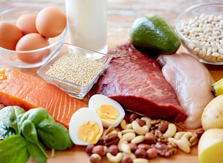 10 POWER FOODS for muscle repair and growth Post-WORKOUT