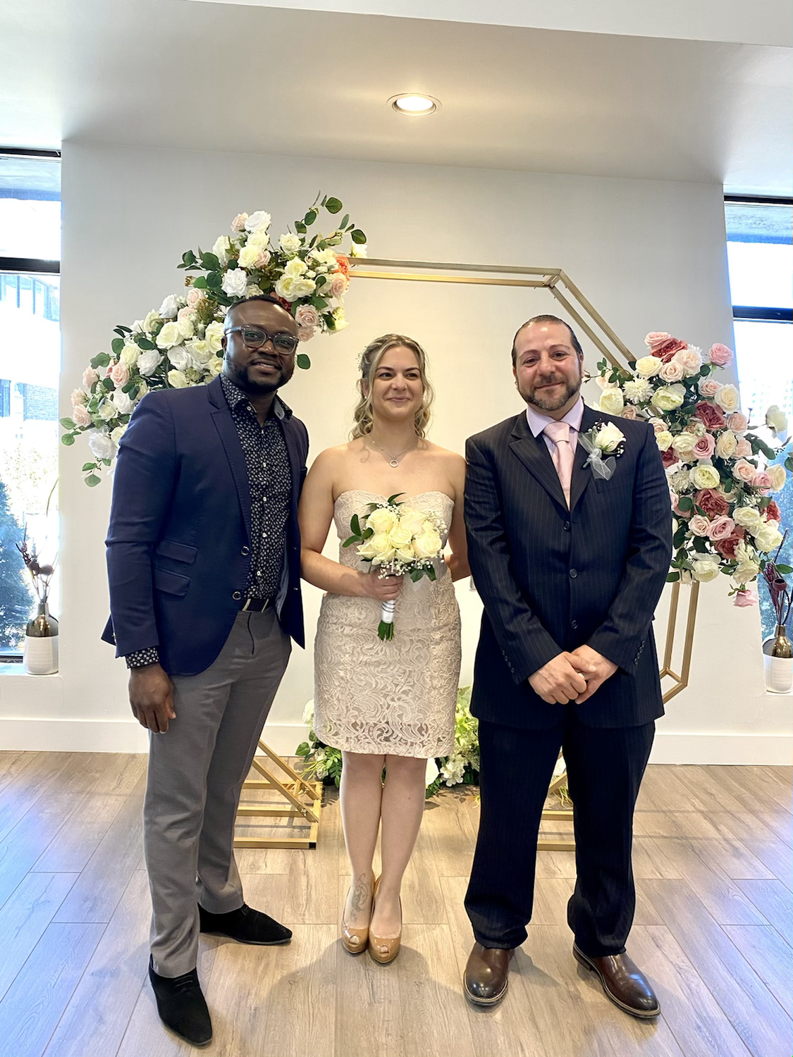 Wedding Officiant Canada Chapel