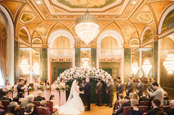 Officiant Dominic at Royal York Hote