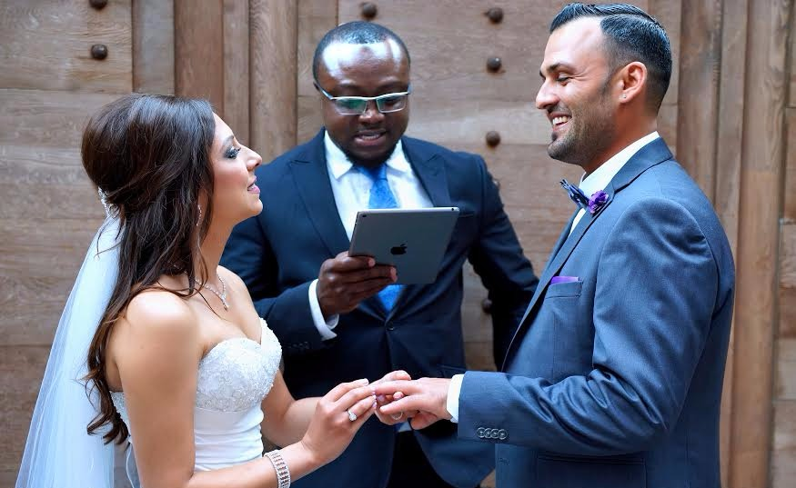 Inter-Faith Wedding