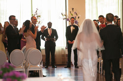 Rosewater Room Officiant