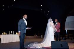 African - Canadian Wedding
