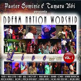 Dream Nation Worship Live Vol. 1