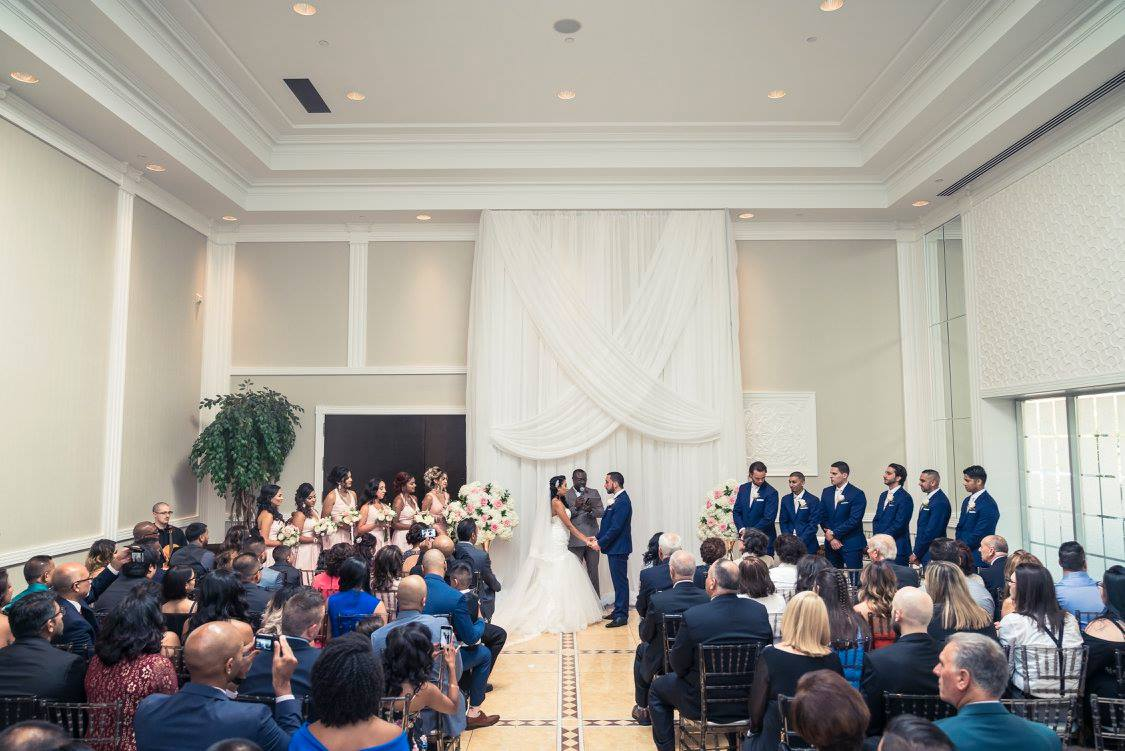 Terrace Banquet Hall Officiant