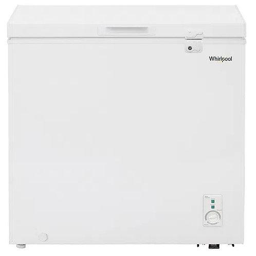 Congelador Compacto de piso Whirlpool modelo WHA14ABTES BLANCO de 5 p³ blano