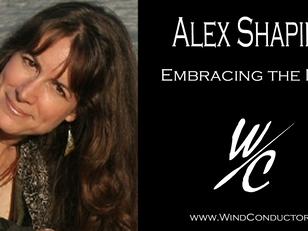 Alex Shapiro: Embracing the New