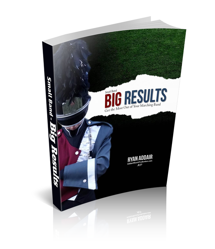 Small Band: BIG RESULTS by Ryan Addair