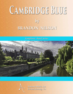 Cambridge Blue by Brandon Nelson